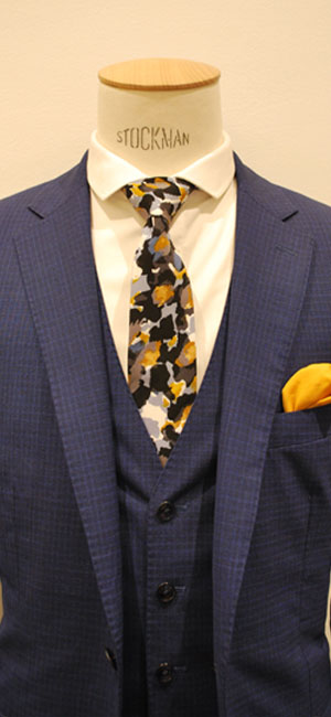 Exemple n°2 de Cravate pour un Mariage La Brigade du neoud