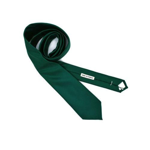 Voici la cravate So Green de la Brigade du Noeud.
